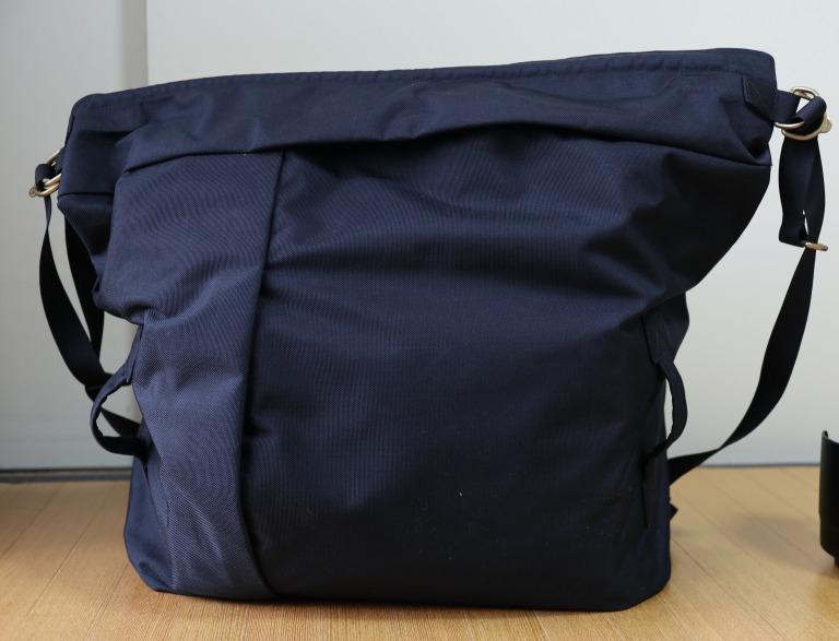 bag open