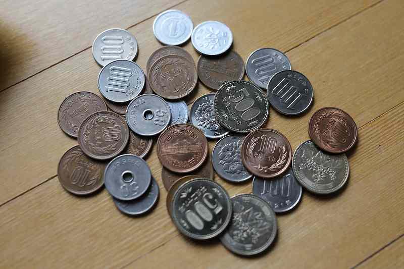 エムピウ ミッレフォッリエ 小銭の収納量